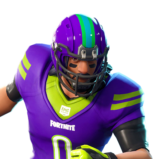 Fortnite Gridiron outfit
