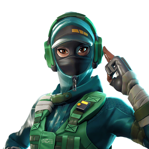 Fortnite Instinct outfit
