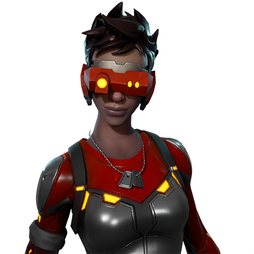 Fortnite Cipher outfit
