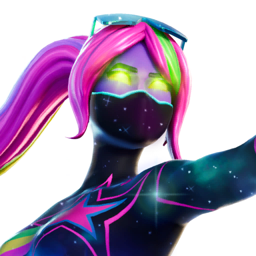 Fortnite Galaxia outfit