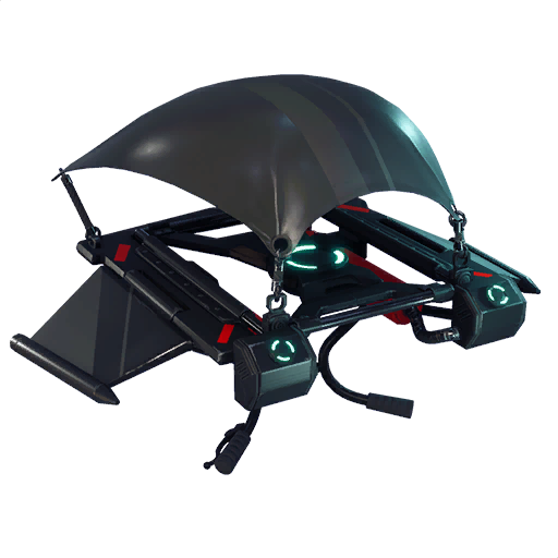 Fortnite Downshift glider