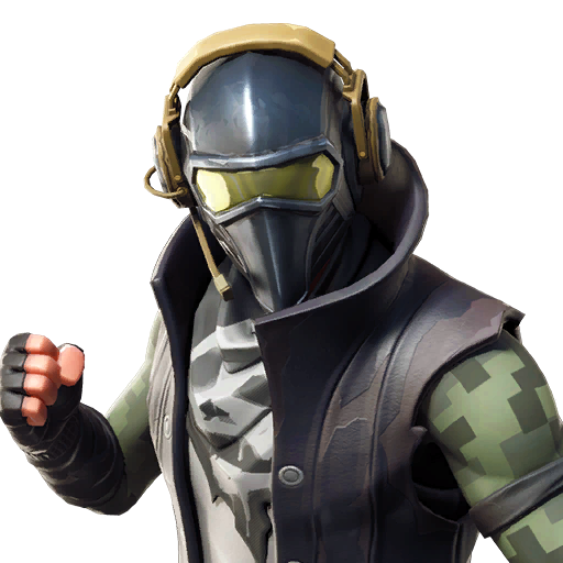 Fortnite Grit outfit
