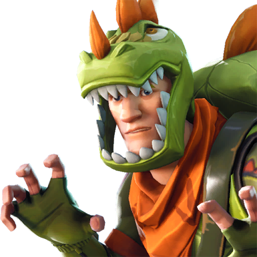 Fortnite Rex outfit