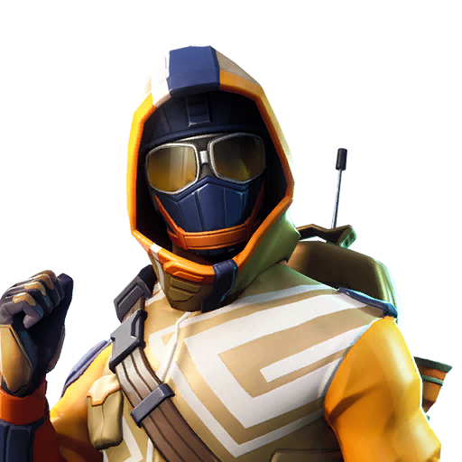Fortnite Summit Striker outfit