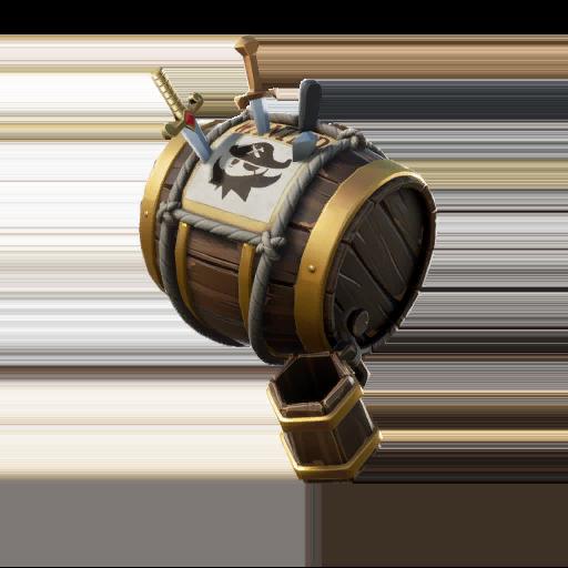 Barrel & Booty