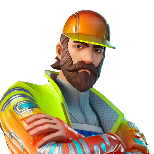 Fortnite Synth outfit