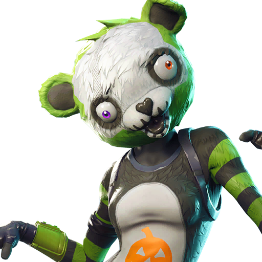 Fortnite Spooky Team Leader outfit