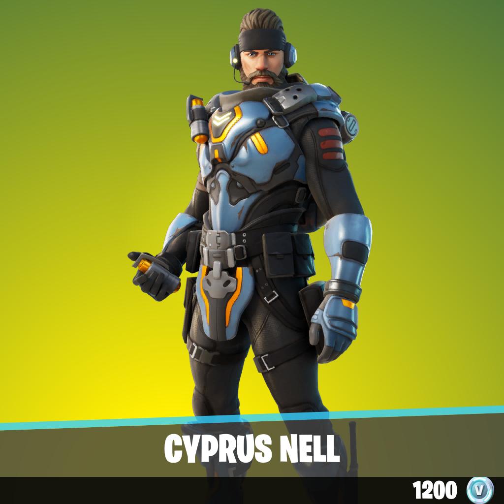 Cyprus Nell