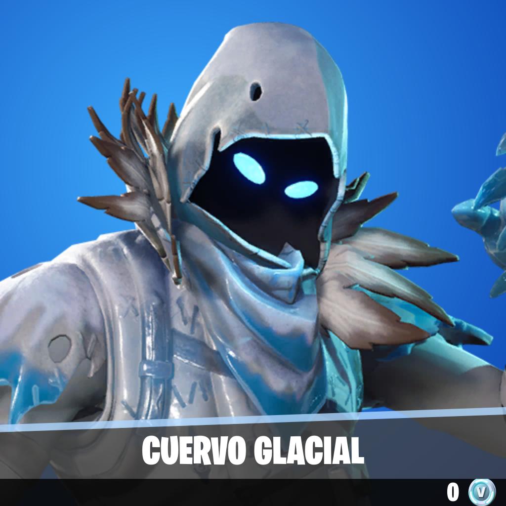 Cuervo glacial