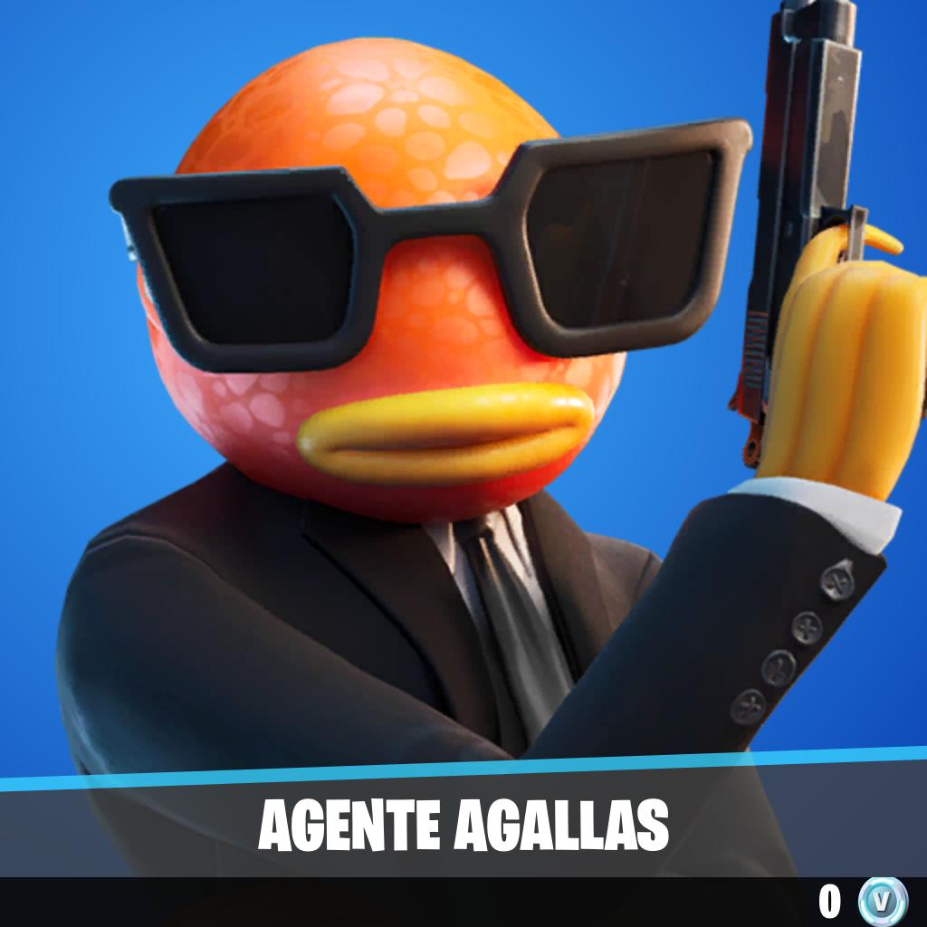 Agente Agallas