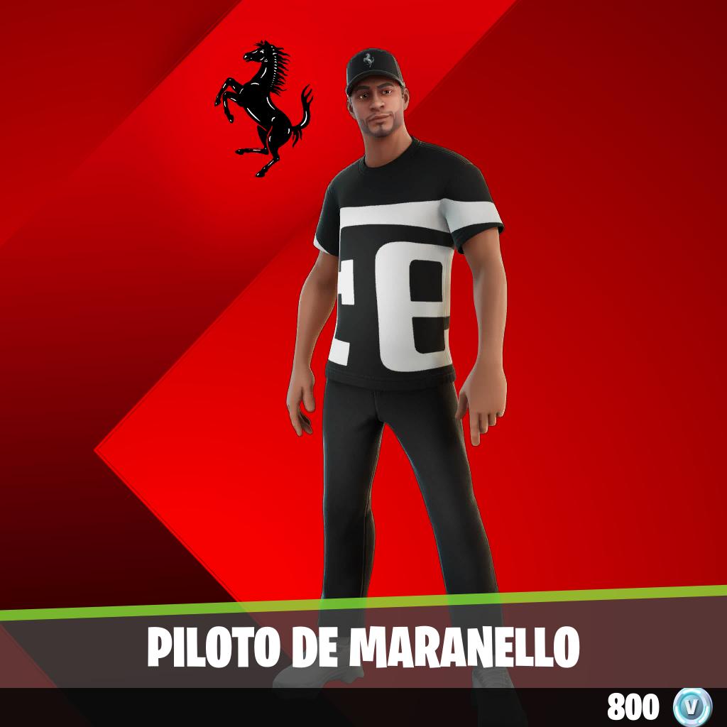 Piloto de Maranello