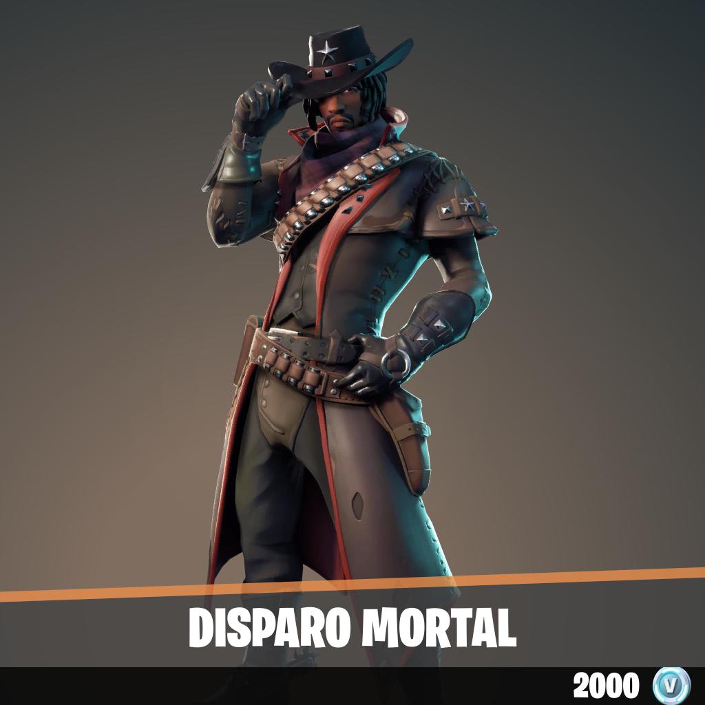 Disparo mortal