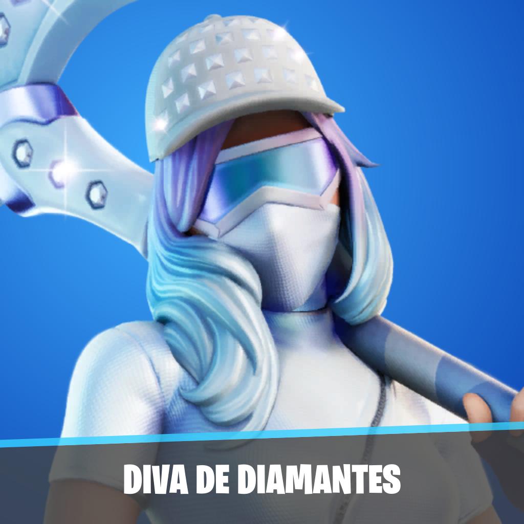 Diva de diamantes