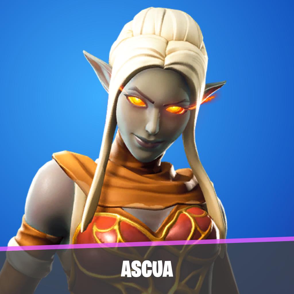 Ascua