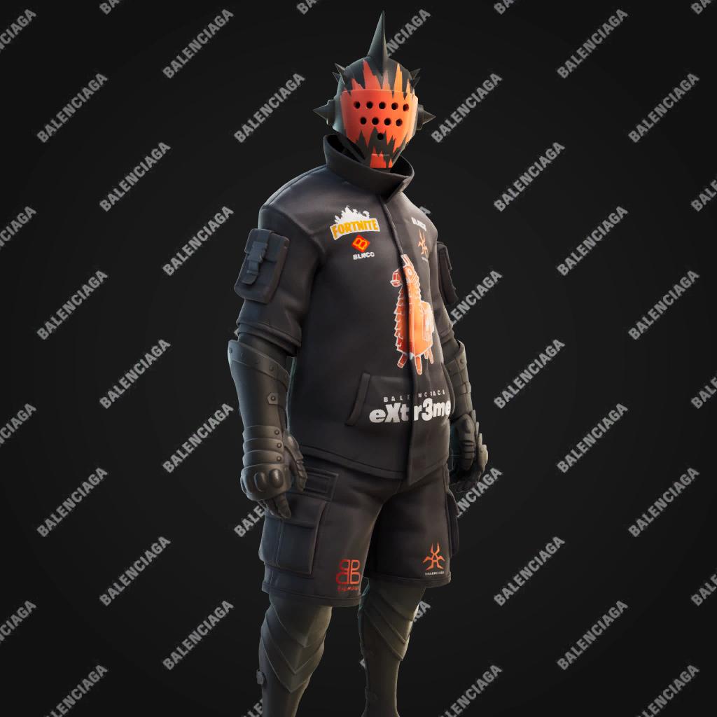 Game Knight skin fortnite item shop