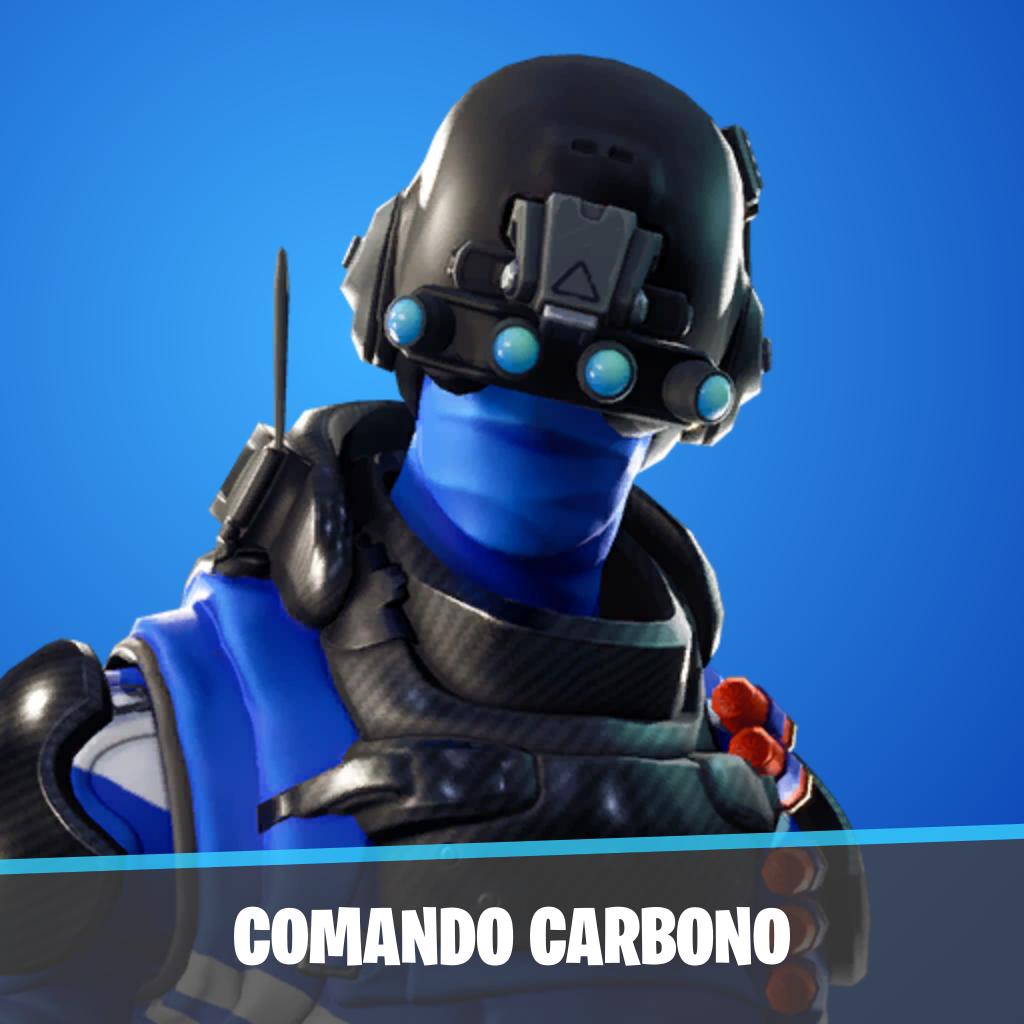 Comando carbono