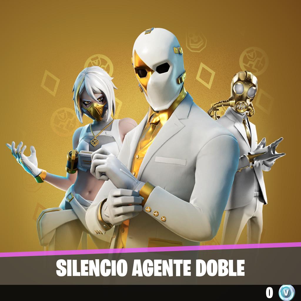 Silencio Agente doble