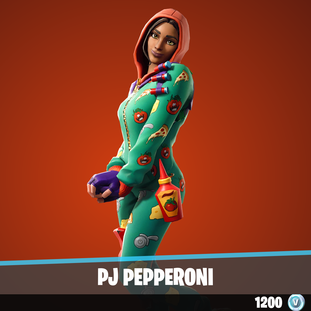 PJ Pepperoni
