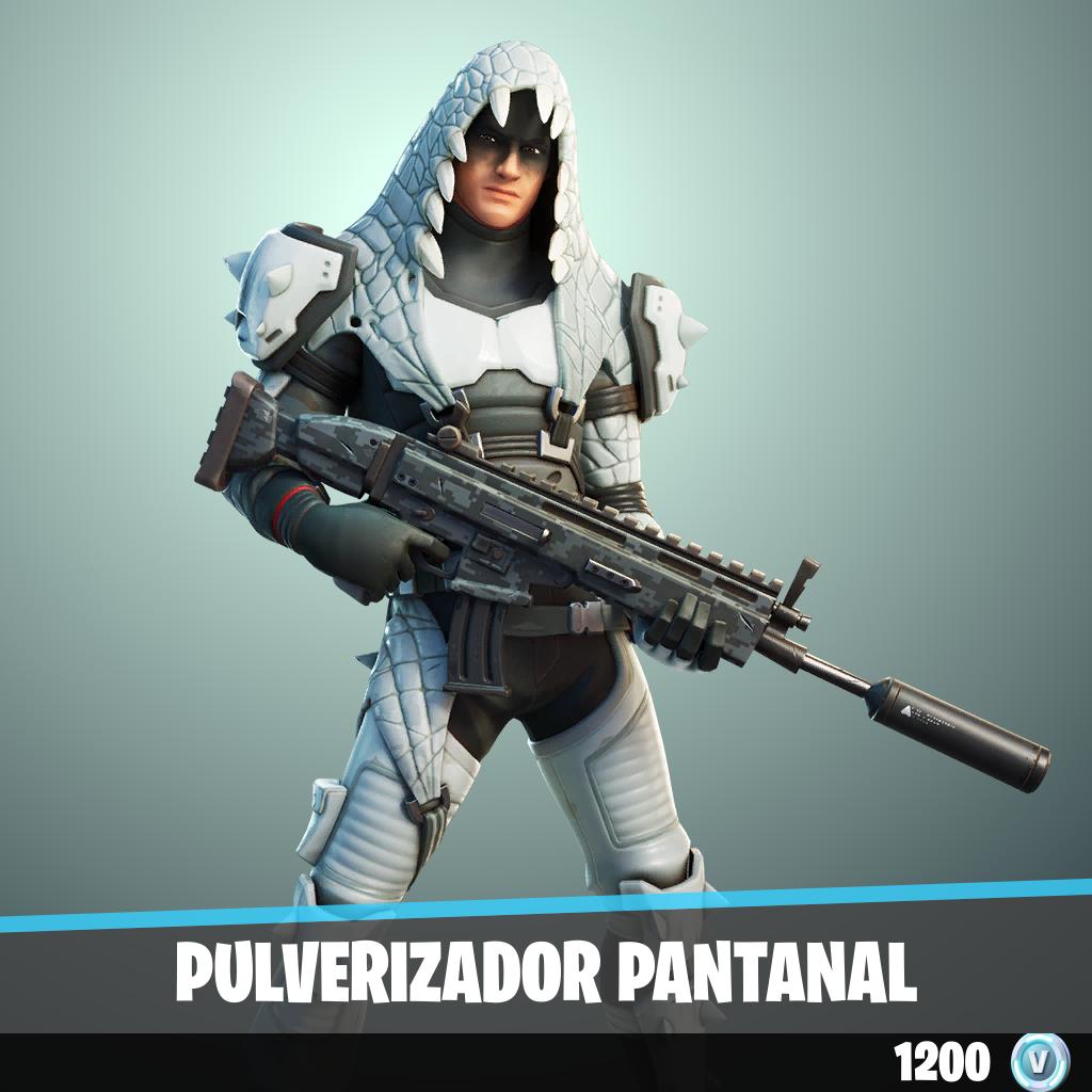 Pulverizador pantanal