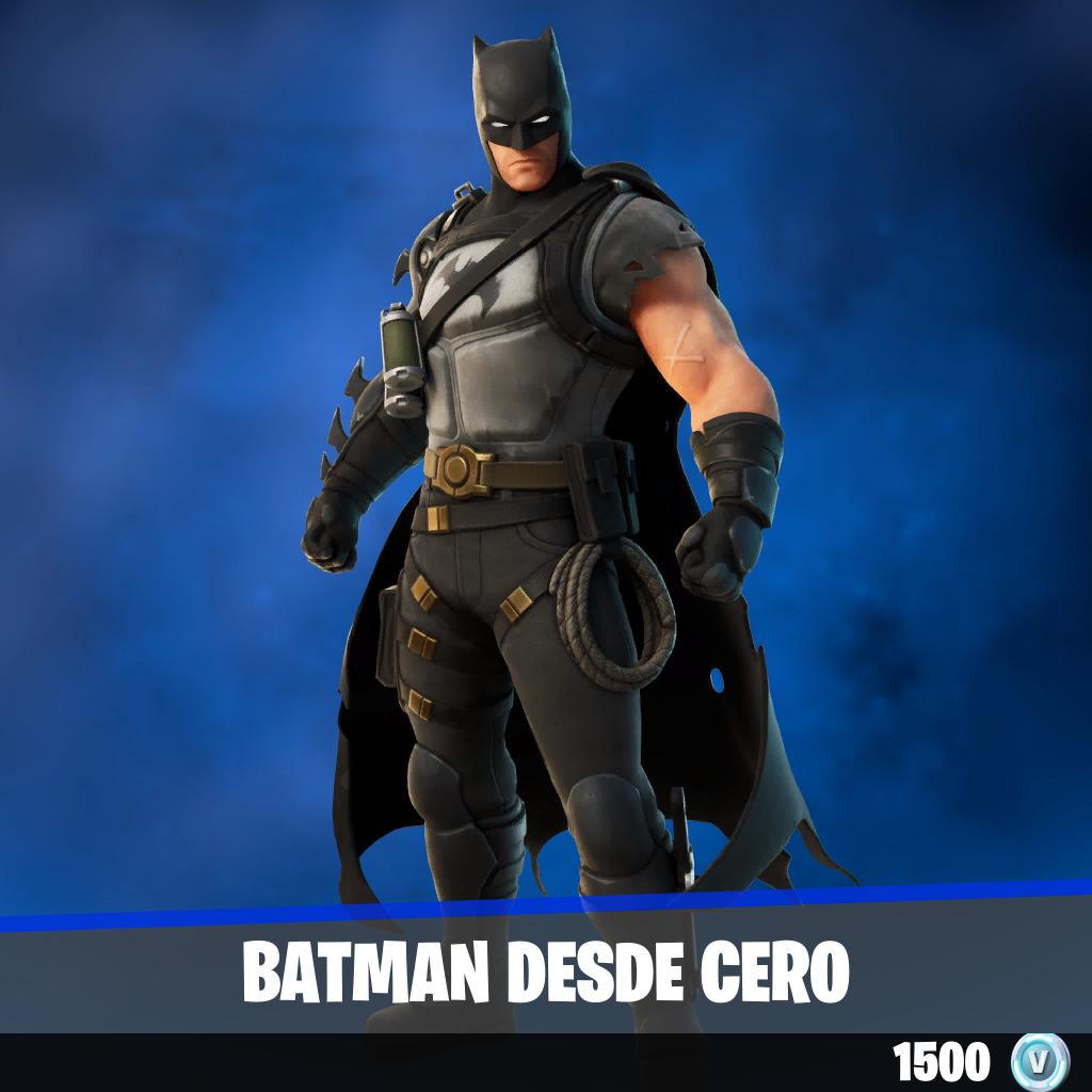 Batman desde cero