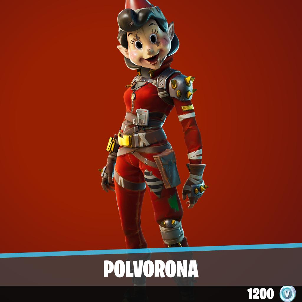 Polvorona