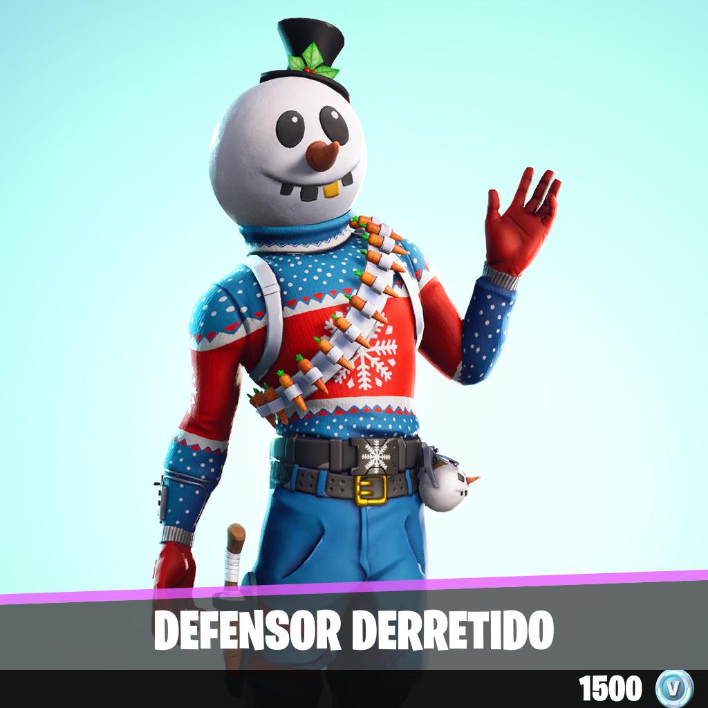 Defensor derretido