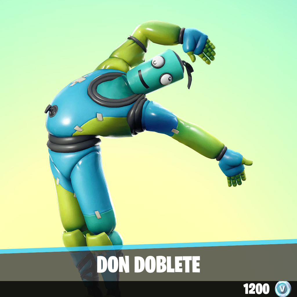 Don Doblete