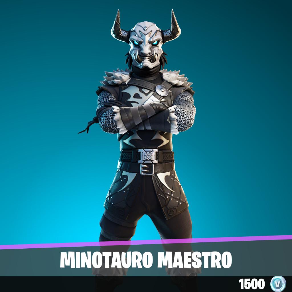 Minotauro maestro