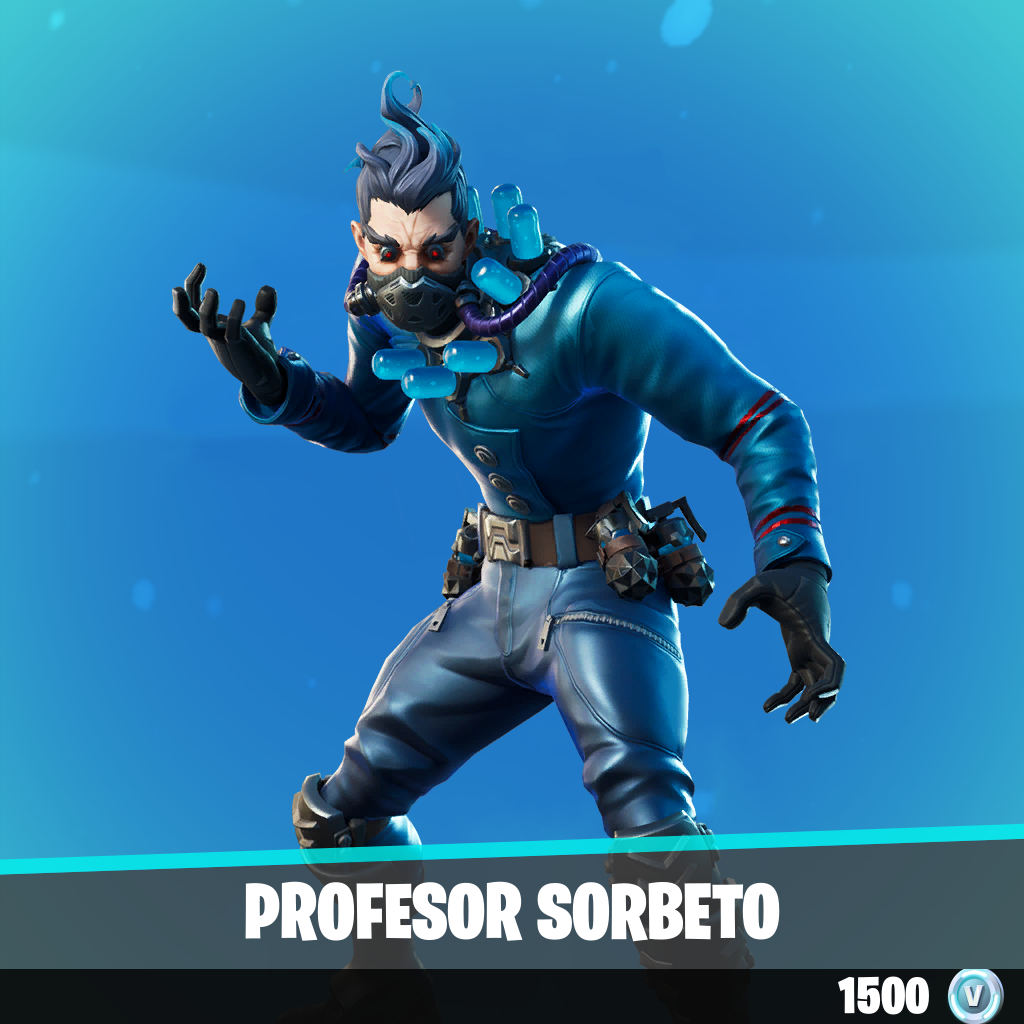 Profesor Sorbeto