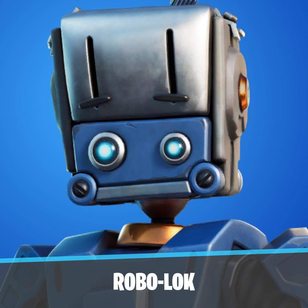 Robo-Lok