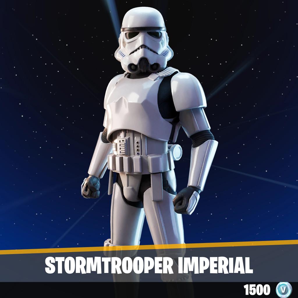 Stormtrooper Imperial