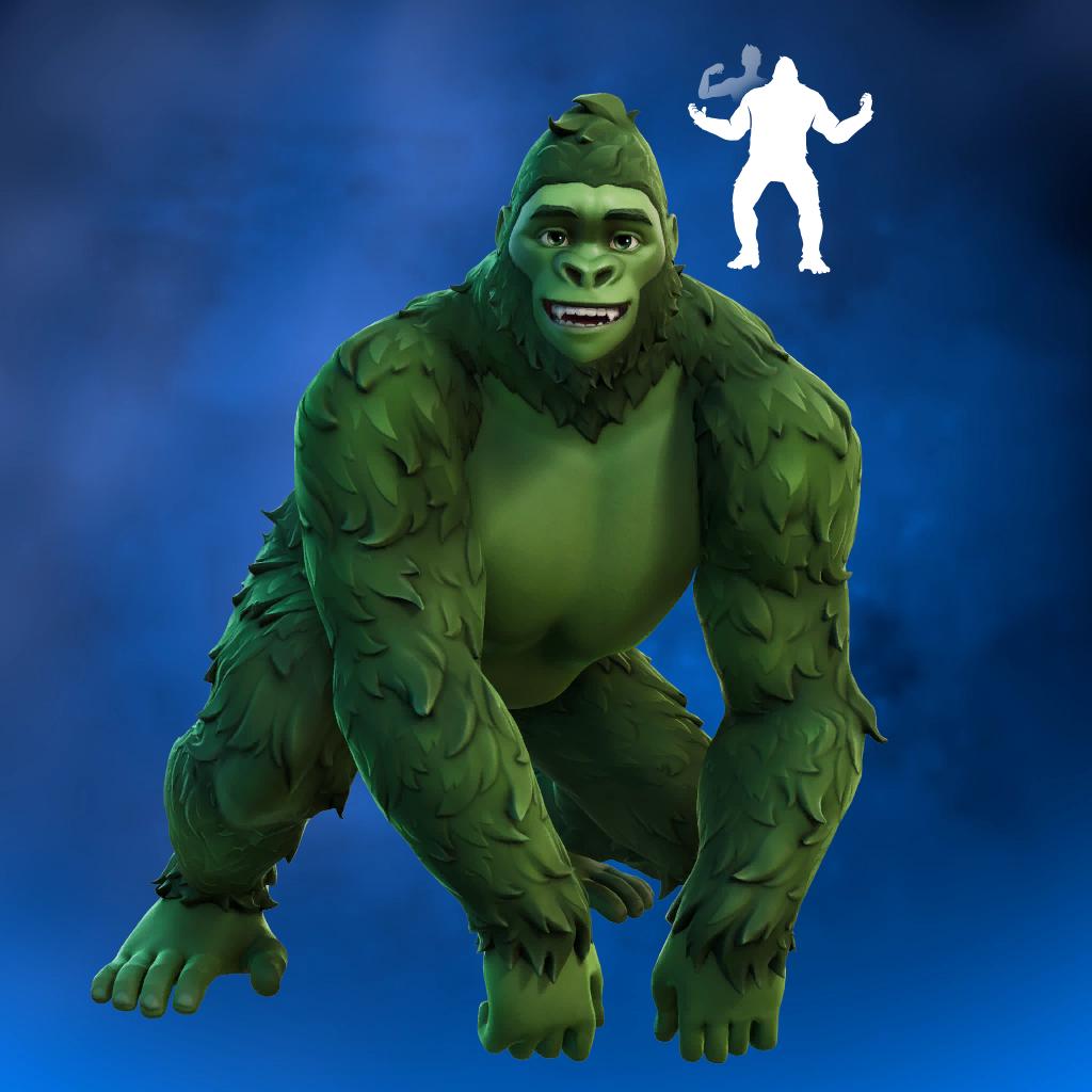 Beast Boy skin fortnite item shop