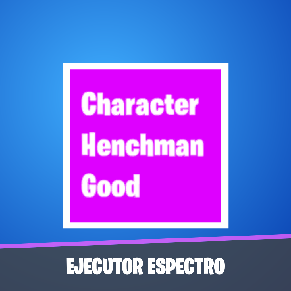 Ejecutor ESPECTRO
