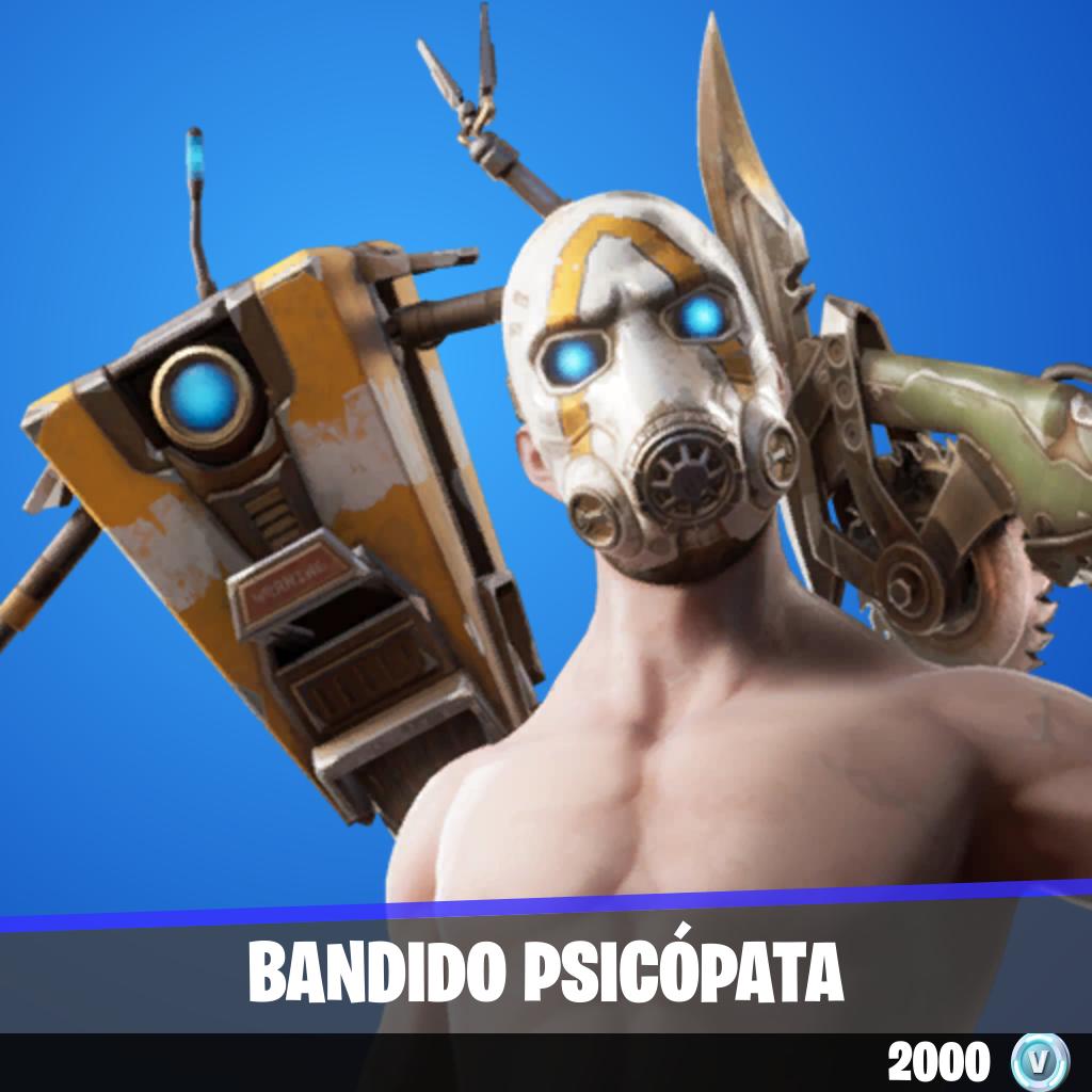 Bandido psicópata