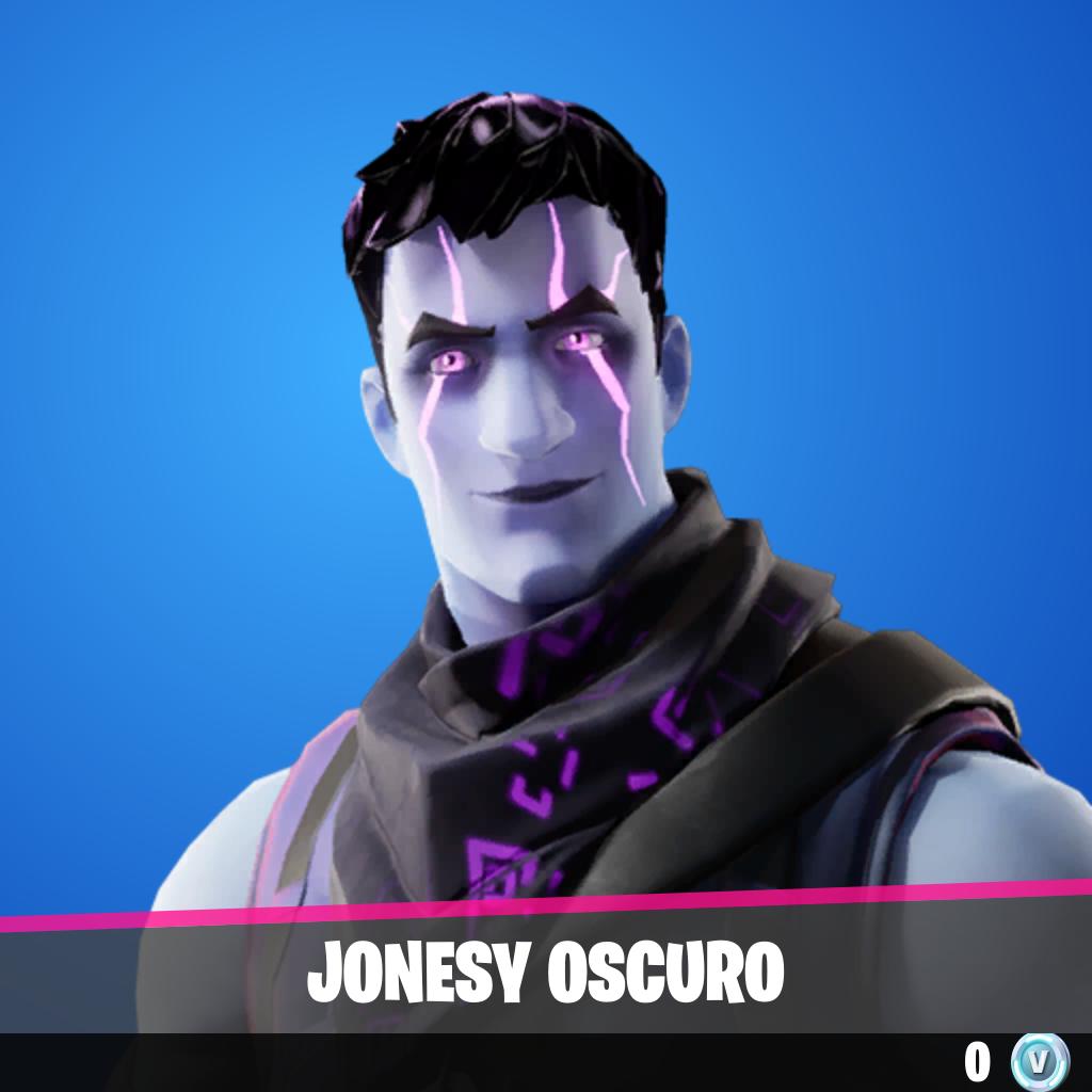 Jonesy oscuro