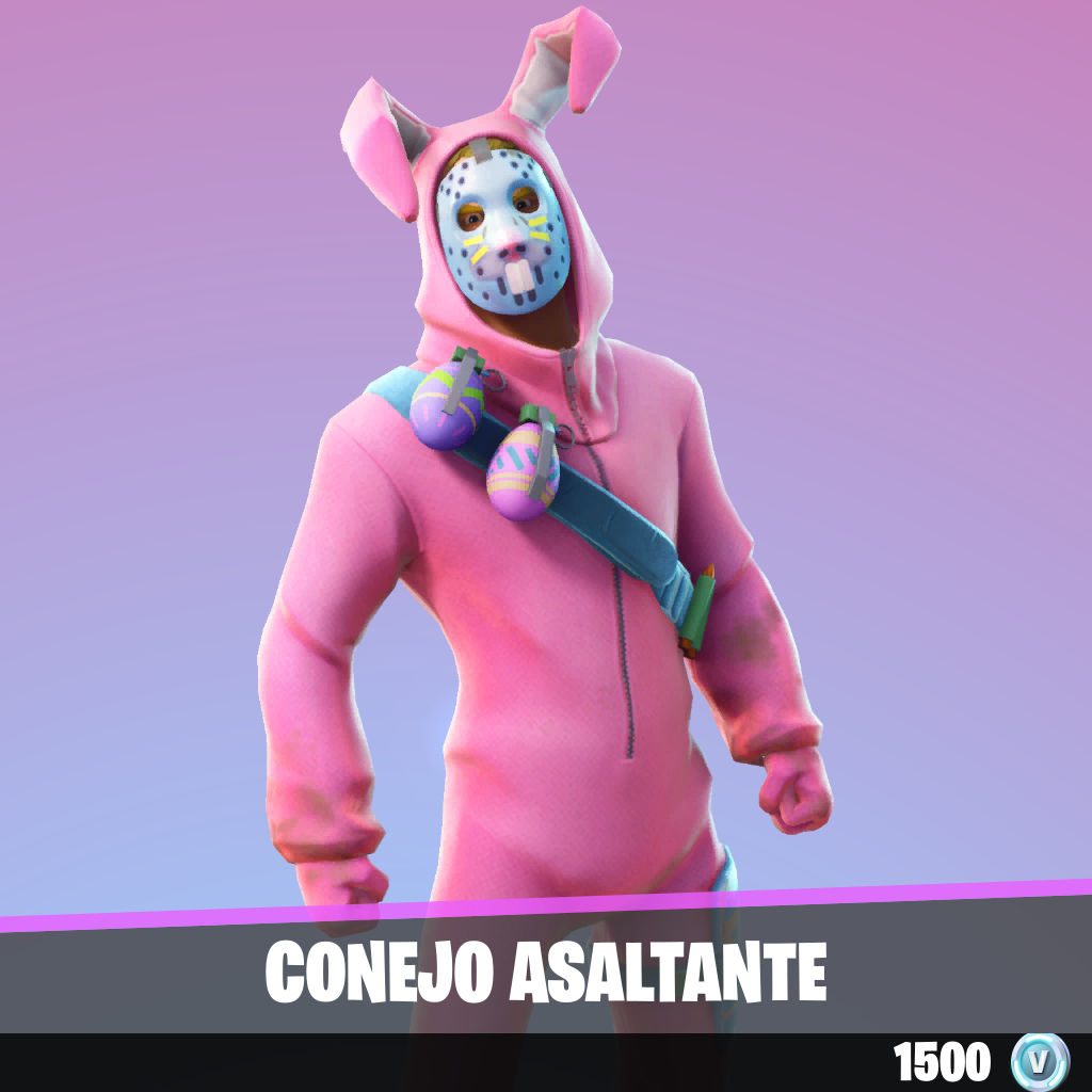 Conejo asaltante