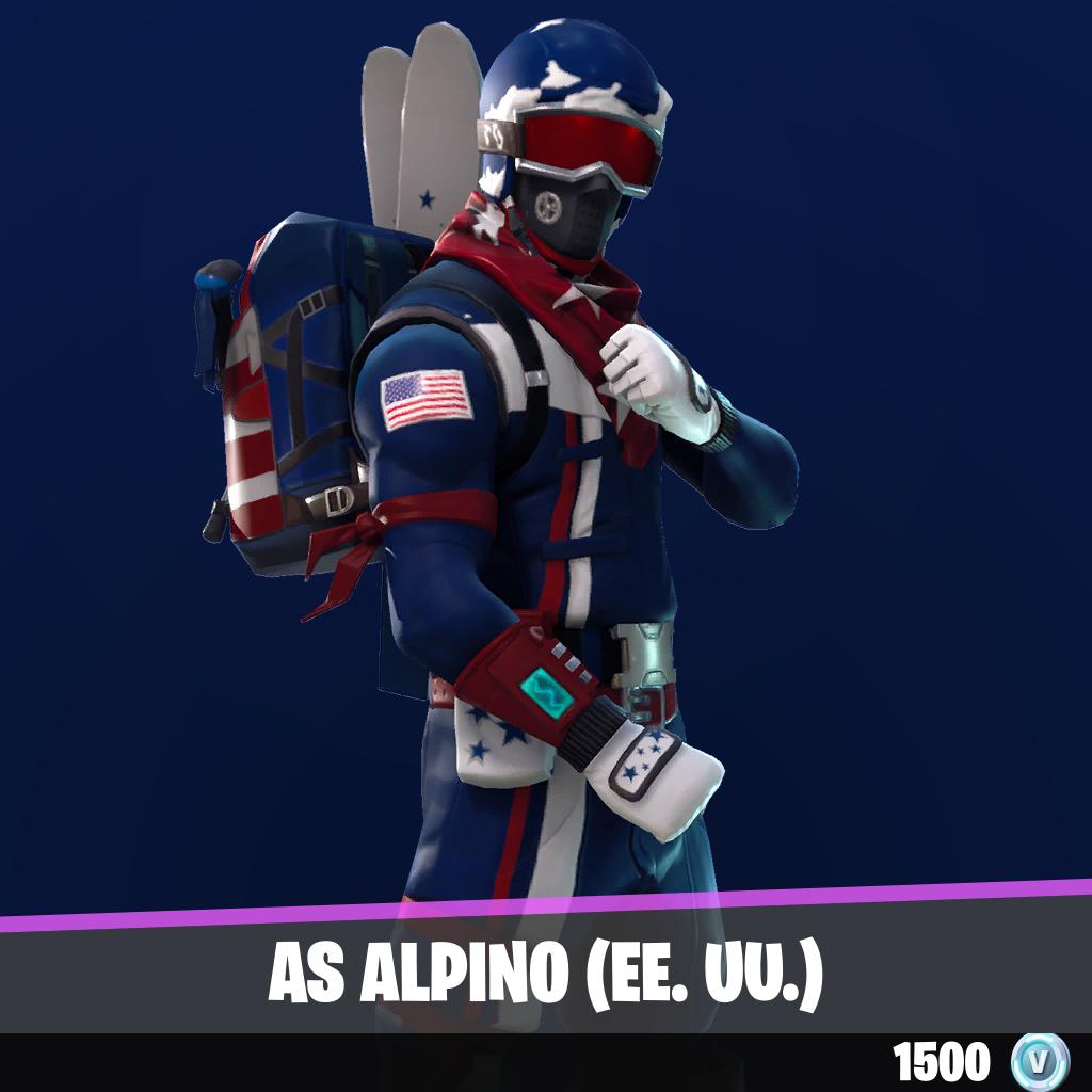 As alpino (EE. UU.)