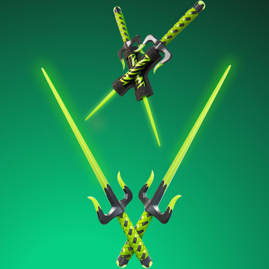 Scarlet Sai pickaxe fortnite