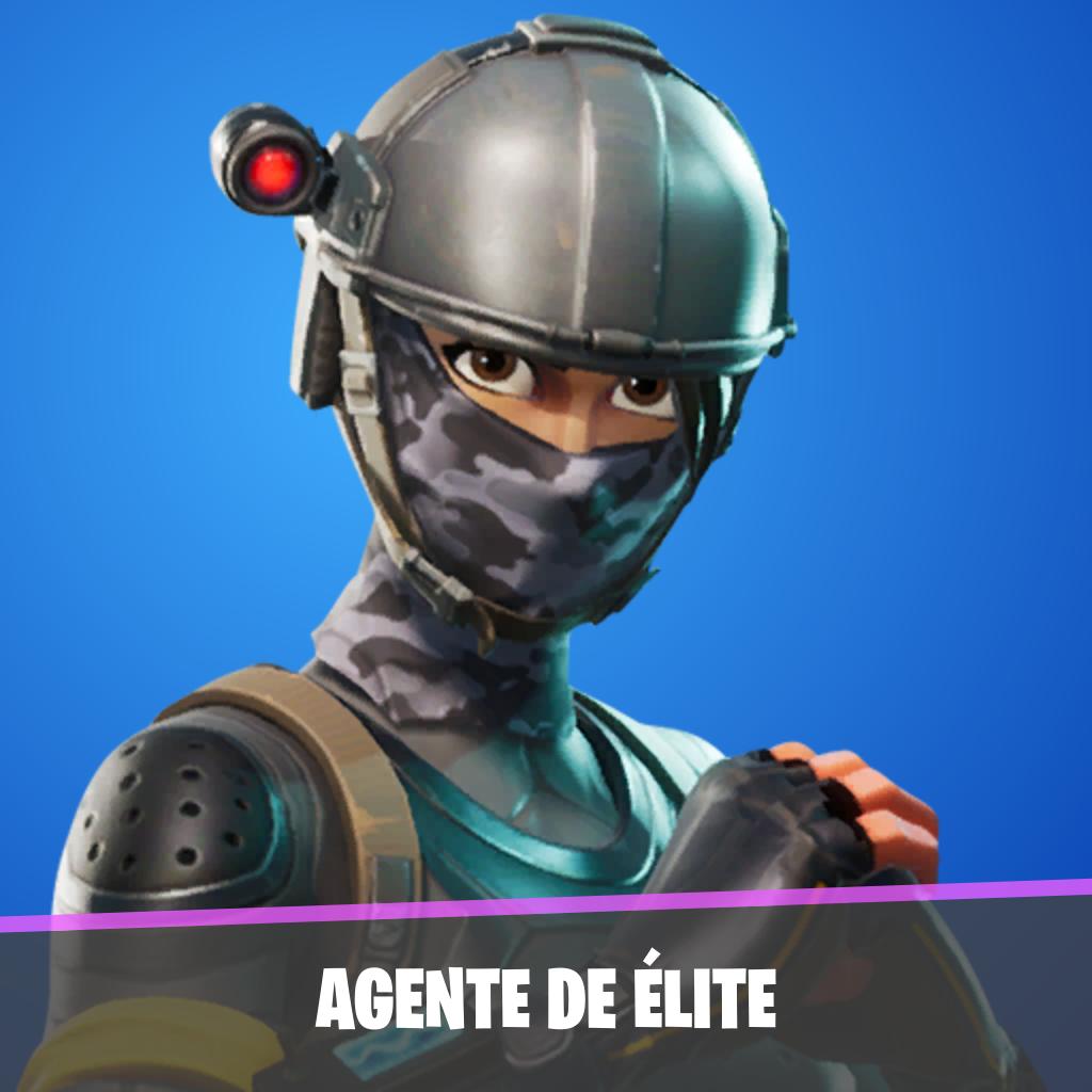 Agente de élite