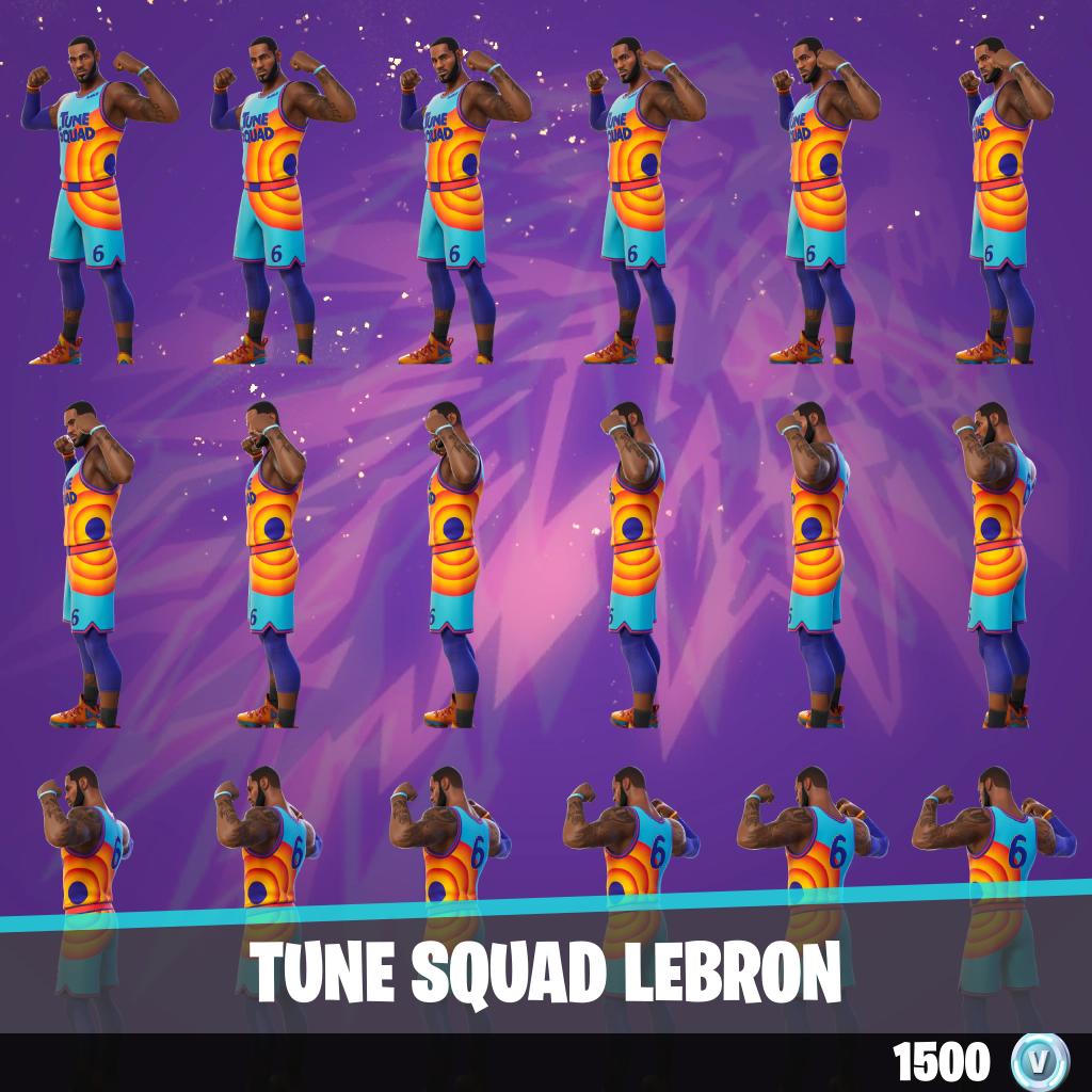 Tune Squad LeBron