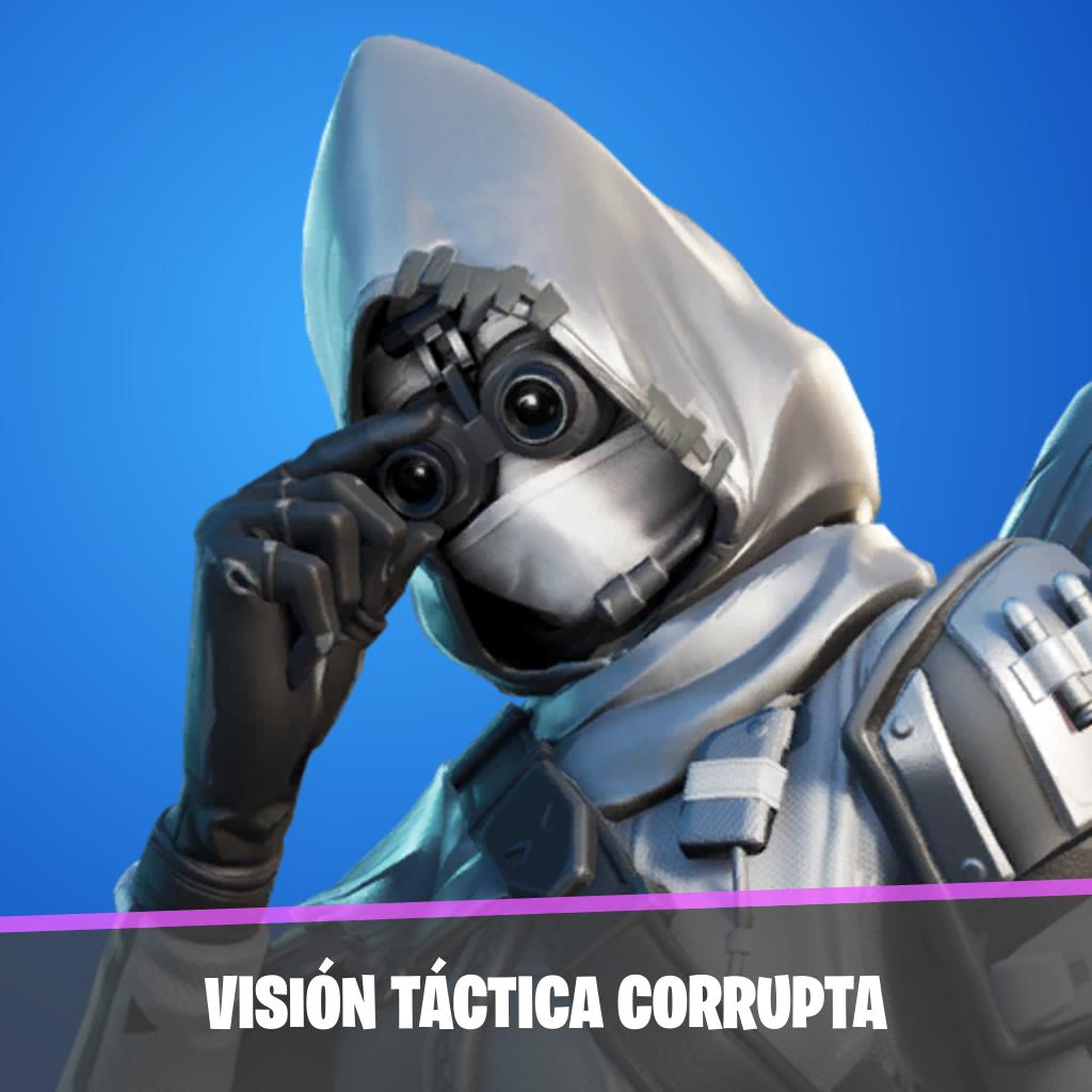 Visión táctica corrupta