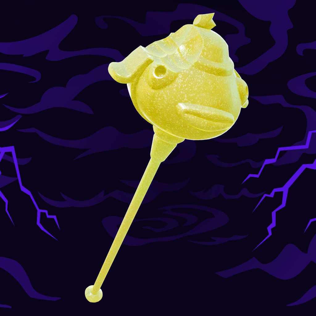 Giant Jelly Sourfish
