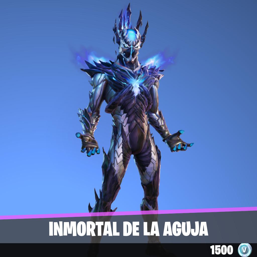 Inmortal de La Aguja