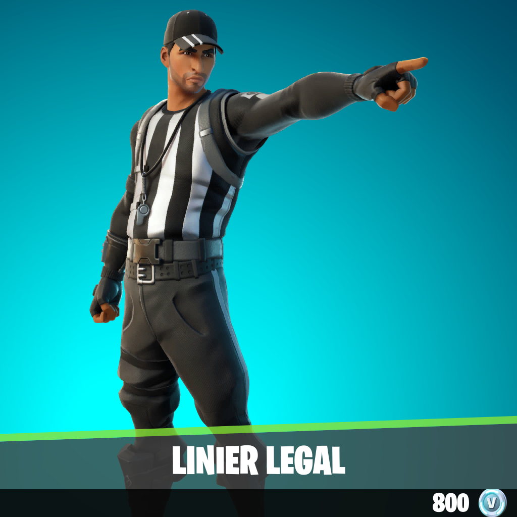 Linier legal