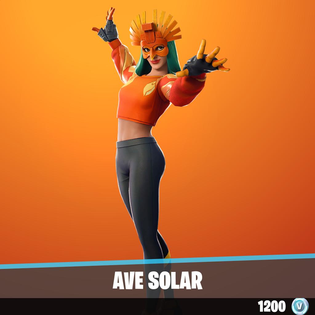Ave solar