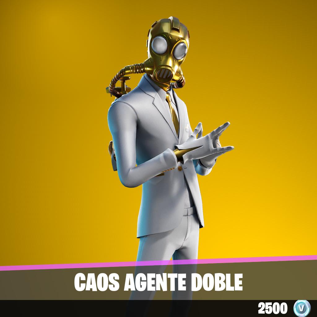 Caos Agente doble