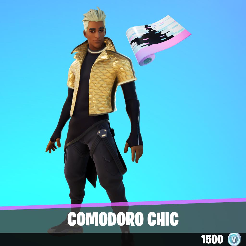 Comodoro chic
