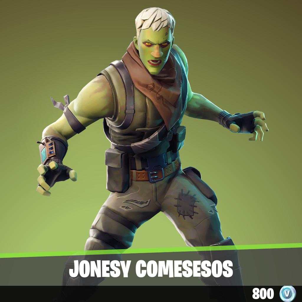 Jonesy Comesesos