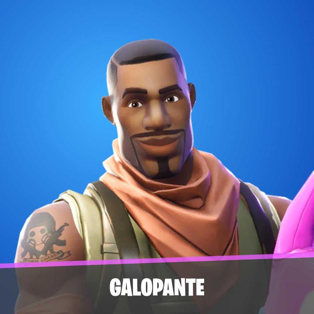 Galopante