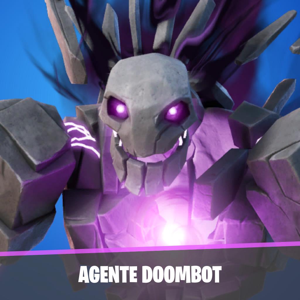 Agente doombot